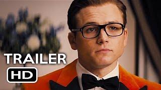 Kingsman 2: The Golden Circle Trailer #1 2017 Taron Egerton Action Movie HD