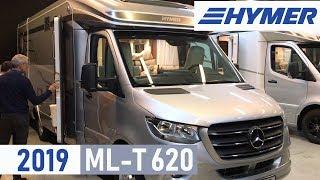 Новый автодом Hymer ML T 620 Mercedes-Benz Sprinter. 2020.