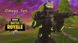 full omega set fortnite battle royale pr3d untam3d and rocku - full omega set fortnite