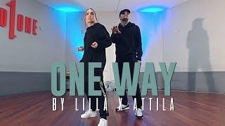 """6LACK """"ONE WAY"""" Choreography By Lilla Radoci X Attila Bohm"""