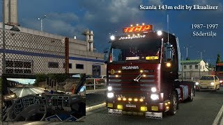 Euro Trucking with mark