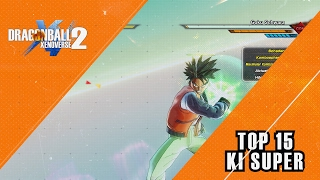 Die 15 besten Ki Super Attacken - Dragon Ball Xenoverse 2