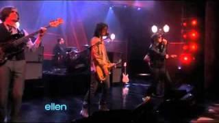 The Strokes - Gratisfaction -  live on The Ellen DeGeneres Show.flv