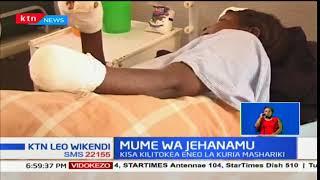 Mume wa Jehanamu: Mwanamume adaiwa kumkata mkewe kwa kukosa kumpikia