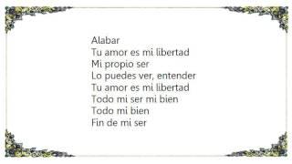 Jon Secada - Tu Amor Es Mi Libertad Lyrics