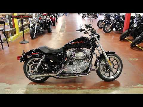 2014 Harley-Davidson Sportster® SuperLow® in New London, Connecticut - Video 1
