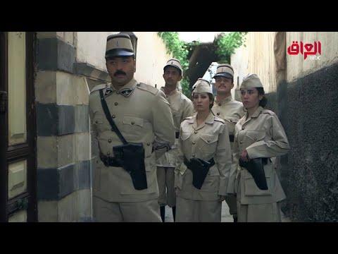 شاهد بالفيديو.. أبو العز في مواجهة رجال الدرك من أجل الهاربة سميحة