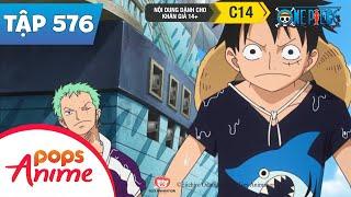 One Piece Tập 567 - Dừng Lại Noah! Elephant Gatling Gun Trong Tuyệt Vọng! - Đảo Hải Tặc