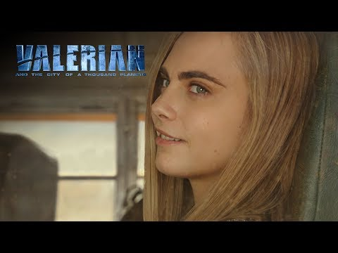 Valerian and the City of a Thousand Planets (Viral Video 'Now This Laureline')