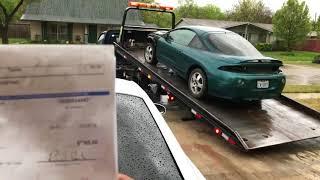 Junk car for money !