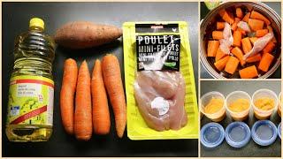 Baby Food Recipes | Homemade Carrots Baby Food Ideas | Linda Barry