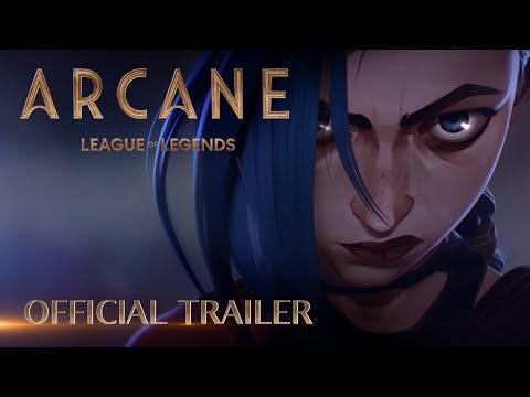 Arcane: Official Trailer