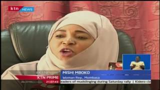KTN Prime: Mombasa County MPs accuse Jubilee administration of politicising war on drugs