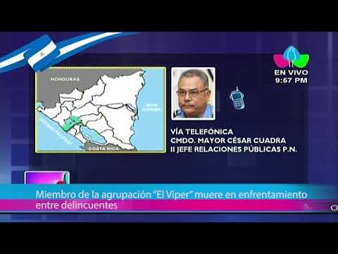 """Miembro de la agrupación """"El Viper"""" muere en enfrentamiento entre delincuentes"""