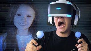 ПАРАНОРМАЛЬНОЕ ЯВЛЕНИЕ в PlayStation VR!