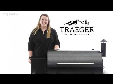 Traeger Grills Pro Wood Fired Pellet Grill Overview