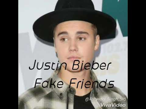 Justin Bieber- Fake Friends ft. G-Easy (New song 2018)