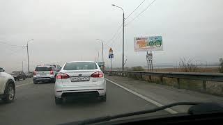 ДТП Ростов-на-Дону М4 Дон 05.11.2017г.