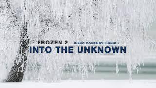 겨울왕국2 OST - Into the Unknown - Piano Cover (4 hands)