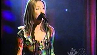 Tara MacLean - Divided (live) - Conan O'Brien Show - Spring 2000
