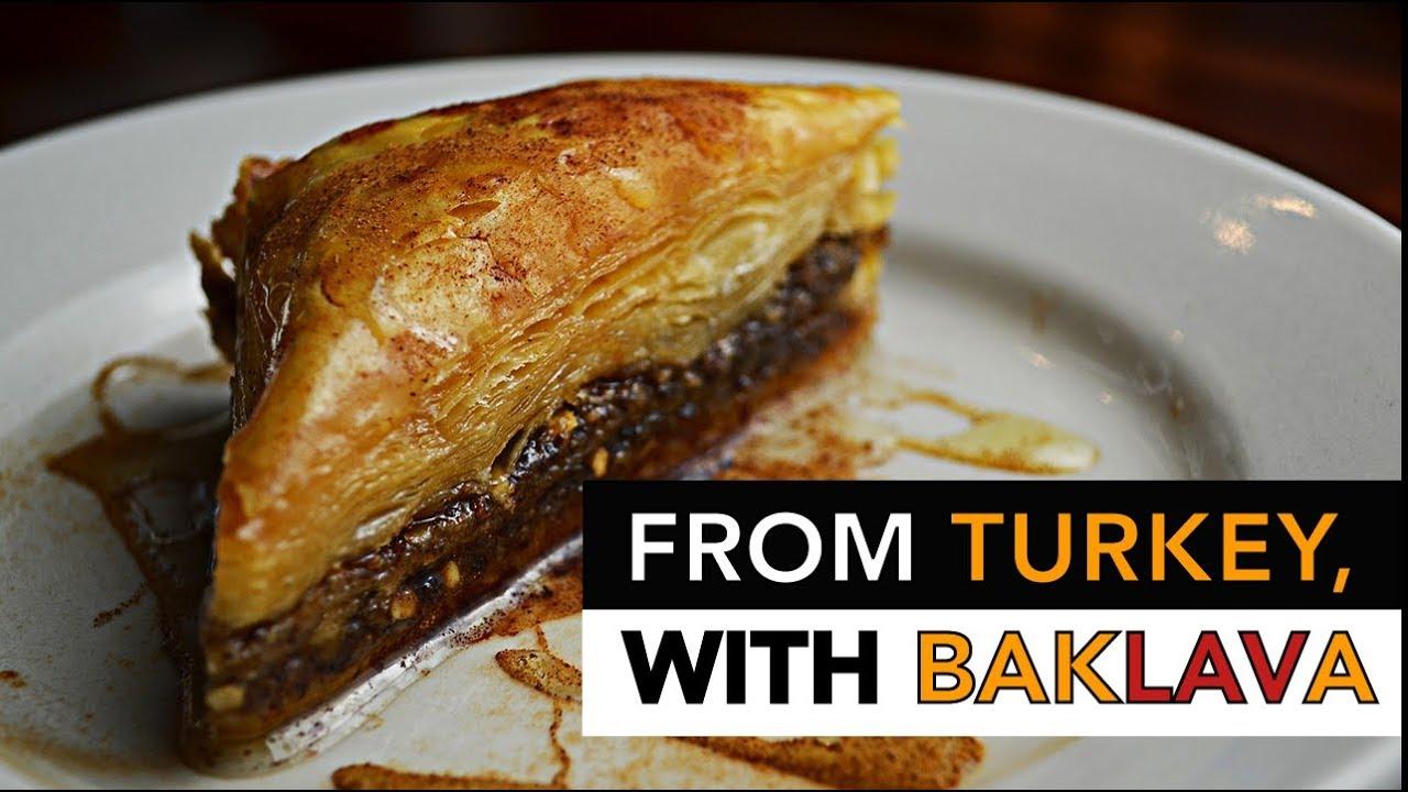 3 Of The Best Baklava Bakeries In Turkey [Video]