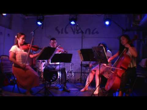 My string quartet played by arrangement of Seascape(original by Kenny Barron)