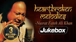 Heartbroken Melodies by Nusrat Fateh Ali Khan | Romantic