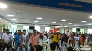 Flash Mob In Capgemini Mumbai