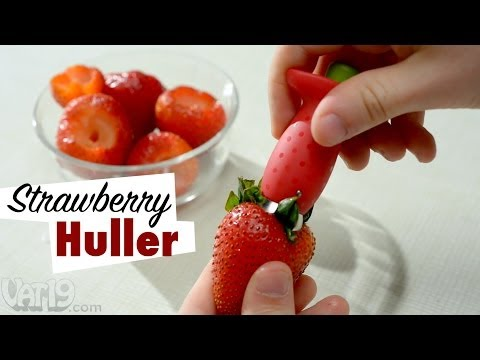 Strawberry Stem Extractor / Huller