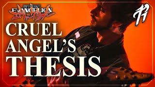 """Video thumbnail of """"A Cruel Angel's Thesis (Neon Genesis Evangelion) 
