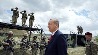 Başkomutan Erdoğan - Türk Özel Kuvvetler ( Turkish Special Forces ) 2016