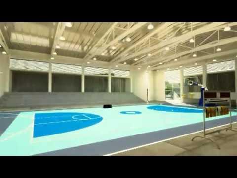 "COLEGIO "" SAN JUAN"" - TRUJILLO EN 3D"