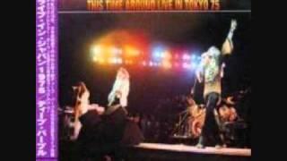 deep purple - drifter - live in japan 1975