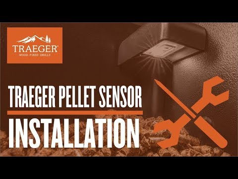 Traeger Pellet Sensor Installation