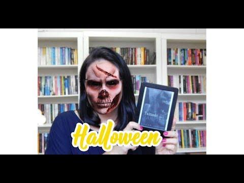 Dica de leitura Halloween - Twittando com o vampiro - Aislan Coulter   Ju Oliveira