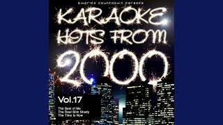 The Power of One (In the Style of Donna Summer) (Pokemon 2000 Power of One) (Karaoke Version)