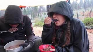 Yosemite backpacking trip