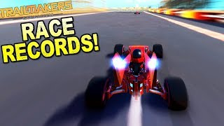 Trying to Break Racing Records on Race Island!- Trailmakers Early Access Gameplay