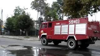 preview picture of video 'OSP Dobre wyjazd do pożaru'