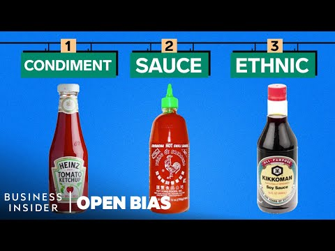 , title : 'Is The Ethnic Food Aisle Racist? | Open Bias