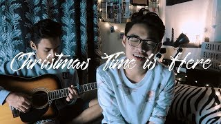 Christmas Time Is Here - Daniela Andrade (Cover by Cedrix Eligio)
