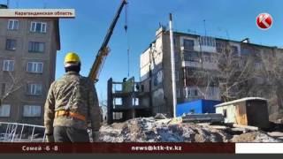 Шахановцы отказываются въезжать даже в отремонтированный после взрыва дом