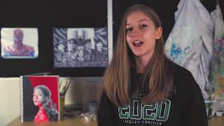 LCS Grad Shaelyn Lorensen - 2019-2020 Youth Remembrance Contest Winner