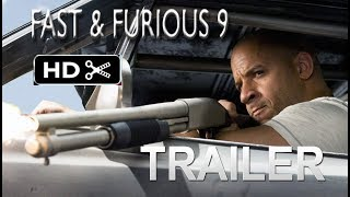 Fast and Furious 9 movie -Trailer Teaser 2019 Vin Diesel Action Movie | (Fan- Made)