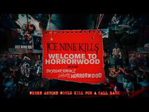 Ice Nine Kills - Welcome To Horrorwood