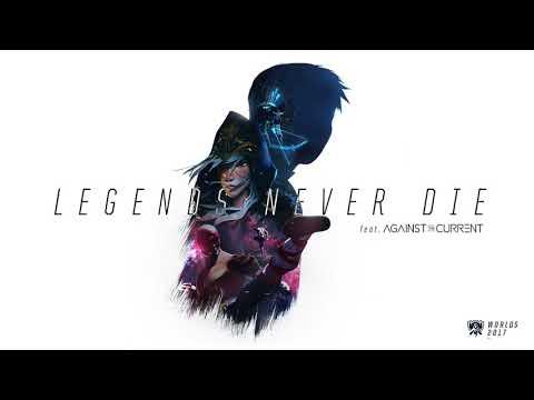 S7世界大賽主題曲《傳奇永不消逝/Legends Never Die》