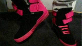 Супра, Supra Tk Society X-Game Pink 600 Pair Limited Edition