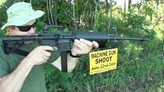 Colt 9mm Carbine - 100 YDS