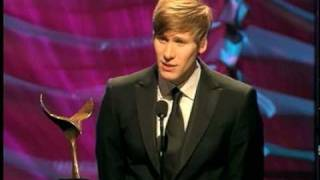 WGA Awards Classic: Milk's Dustin Lance Black Brings the Audience to Their Feet