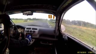 GT4 Season 2015 Round 3 Kuzbass ring Race 2